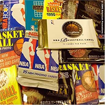 NBA Basketball Trading Cards. Collection of NBA Basketball Card Set of 30 unopened assorted packs from different years and brands. Includes AUTOGRAPHED SIGNED booklet of Sports Card Mania.