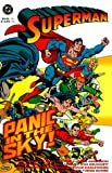 img - for Superman: Panic in the Sky book / textbook / text book