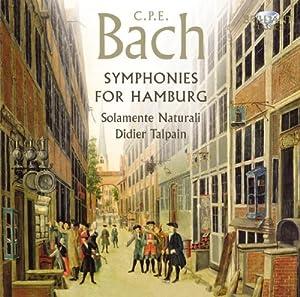 Bach: Musique Pour Hambourg