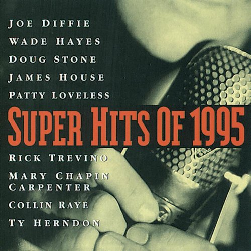 Various Artists - Super Hits Of 1995