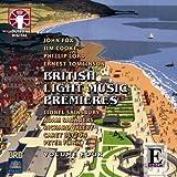 echange, troc Royal Ballet Sinfonia - British Light Music Premieres 4