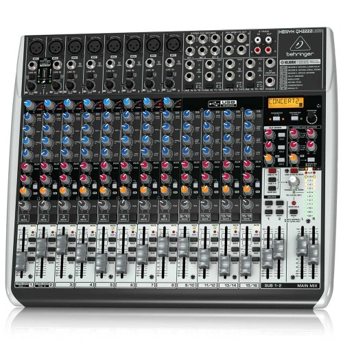 Behringer Qx2222Usb 22-Channel Mixer front-396187