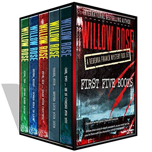 Rebekka Franck Series Box Set vol 1-5