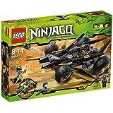 Lego Ninjago Playthème - 9444 - Jeu de Construction - L'Aérobolide de Cole