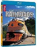 The World's Greatest Railroads (3-Pk) [Blu-ray]