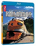 The Worlds Greatest Railroads (3-Pk) [Blu-ray]
