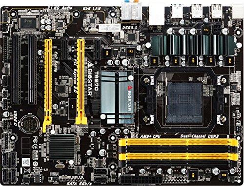 Biostar TA970 ATX AM3+ Motherboard (TA970) - PCPartPicker