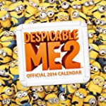 Official Despicable Me 2014 Calendar...