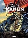 La loi de Kanun, Tome 1 : Dette de sang par Manini