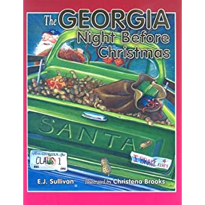 The Georgia Night Before Christmas (Night Before Christmas (Sweetwater))