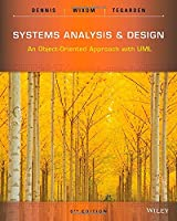Systems Analysis and Design: An Object-Oriented Approach with UML, 5th Edition Front Cover