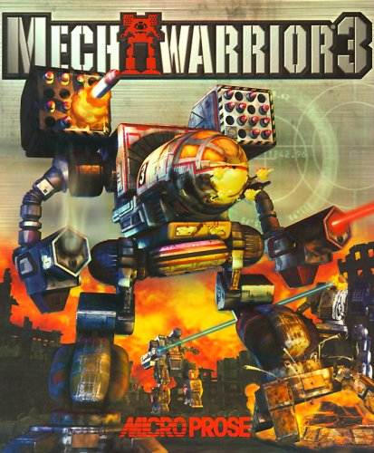 Mech Warrior 3 - Windows