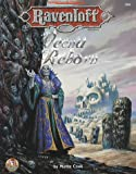 Vecna Reborn (AD&D/Ravenloft Accessory) (0786912014) by Cook, Monte