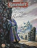 Vecna Reborn (AD&D/Ravenloft Accessory) (0786912014) by Cook, Monte