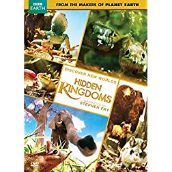 Hidden Kingdoms (Original UK Version of Discovery's Mini Monsters)