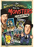 Abbott and Costello Meet the Monsters Collection (Sous-titres français)