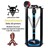 Tevo Little Monster Delta 3D Printer Kit (Tamaño: Little Monster)
