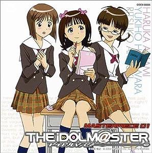 THE IDOLM@STER MASTERPIECE 01~天海春香、萩原雪歩、秋月律子~