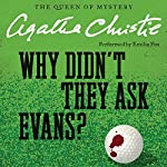 Why Didn't They Ask Evans?   Agatha Christie
