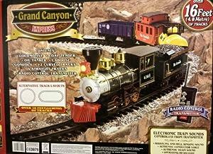 Scientific toys train set rio grande