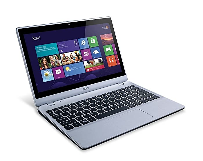 Acer Aspire V5 123 116 Inch Notebook Silver
