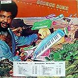 GEORGE DUKE FOLLOW THE RAINBOW vinyl record