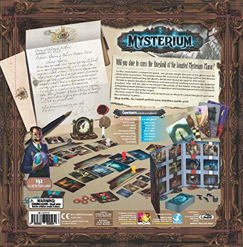 Mysterium game box