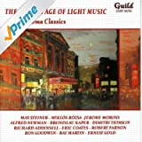 The Golden Age of Light Music: Cinema Classics: Songs And Themes From Theatre
