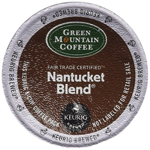 Green Mountain Coffee Keurig Nantucket Blend (Medium Roast) (80 K-cups)