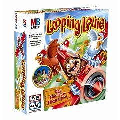 MB 15692100 - Looping Louie Reaktionsspiel