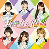 Over the future♪i☆Risのジャケット