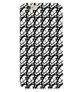 EPICCASE scribblers Back Case Cover For Apple iPhone 6/6s (Designer Case)
