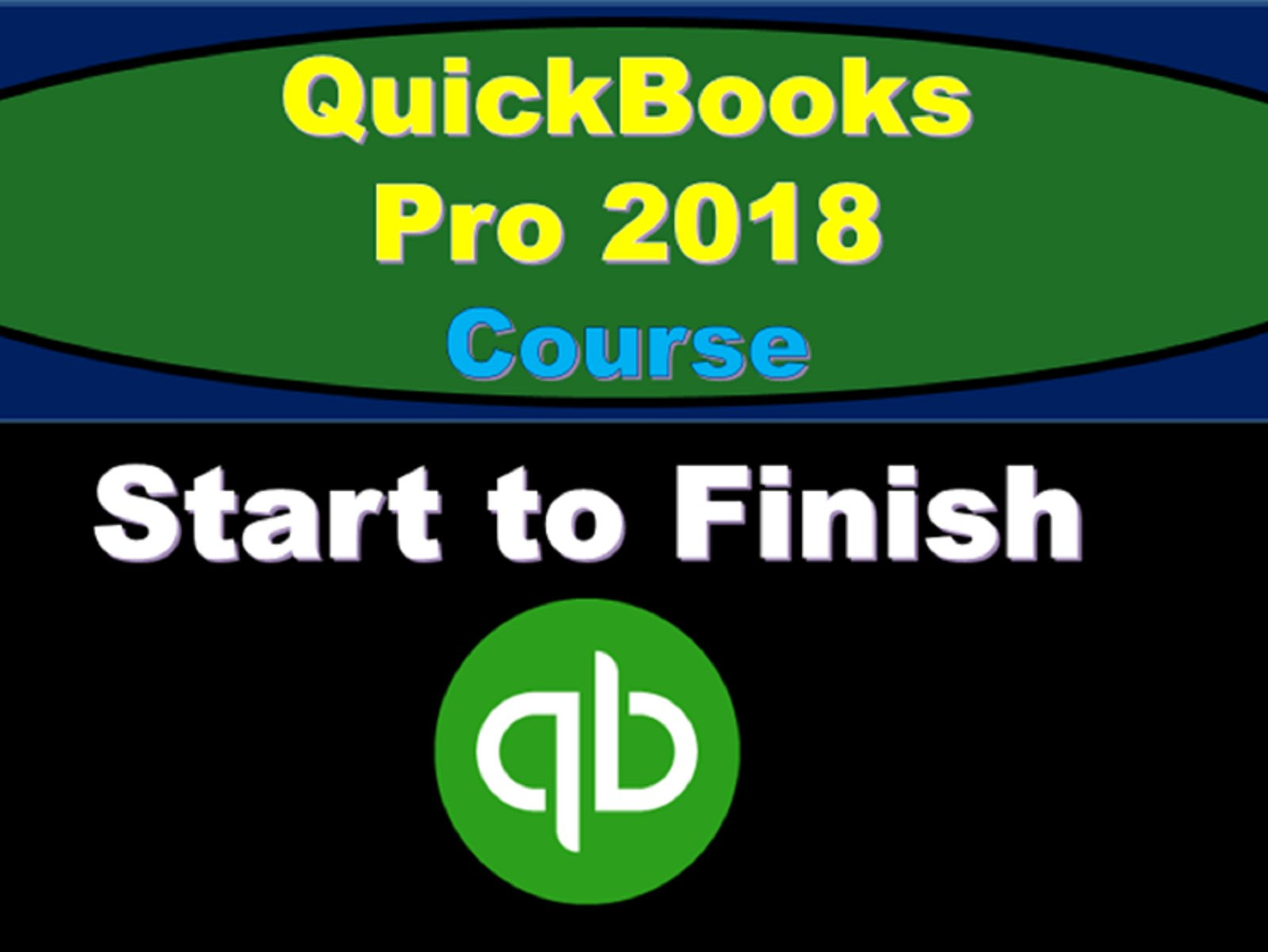 QuickBooks Pro 2018 Course on Amazon Prime Instant Video UK