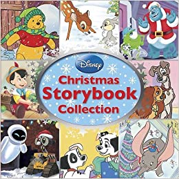 Disney Christmas Storybook Collection Hardcover – September 9, 2013