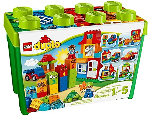 LEGO Duplo My First 10580 - Contenitore Deluxe