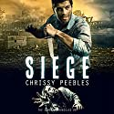 Siege: The Zombie Chronicles, Book 9 Audiobook by Chrissy Peebles Narrated by Mikael Naramore