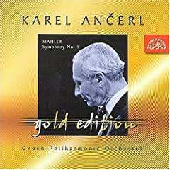 Ancerl Gold Edition 33: MAHLER Symphony No. 9