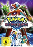 DVD Pokemon 7 - Destiny Deoxys ca. 78 min, deutsch