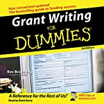 Grant Writing for Dummies, 2nd Edition | Beverly Browning