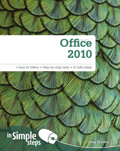 Office 2010 in Simple Steps