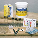 Earth Force Low-Cost Water Quality Monitoring Kit
