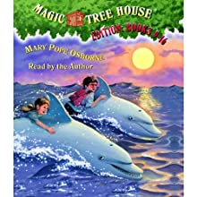 Magic Tree House Collection: Books 9-16 (       UNABRIDGED) by Mary Pope Osborne Narrated by Mary Pope Osborne