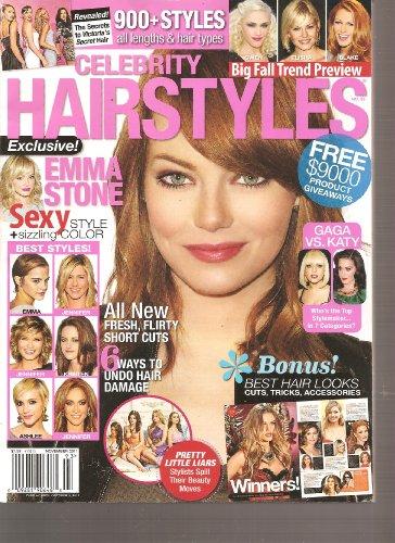 Celebrity style 101 hairstyles. (Journal, magazine, 2000s ...