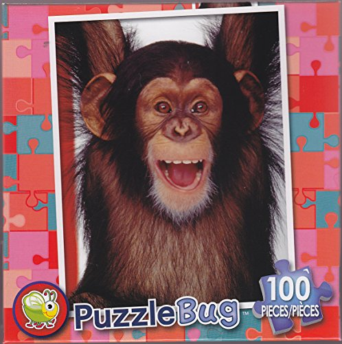 Puzzlebug 100 ~ Monkeying Around - 1