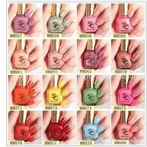 14ml Environmental Protection Nail Polish Nail Art Manicure