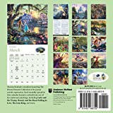 Thomas Kinkade: The Disney Dreams Collection 2016 Mini Wall Calendar