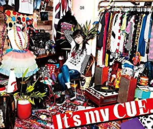 It's my CUE.(初回限定盤)(Blu-ray Disc付) [CD]