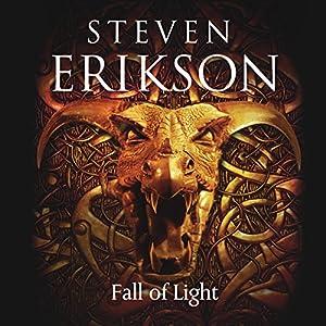 Fall of Light Audiobook