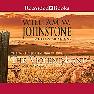 The Violent Land Audiobook