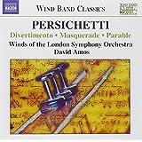 Persichetti: Divertimento, Op. 42 / Psalm, Op. 53 /  Pageant, Op. 59 / Masquerade, Op. 102 / Parable, Op. 121